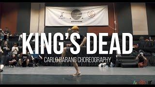 Kings Dead - Kendrick Lamar | Carlo Darang Choreography