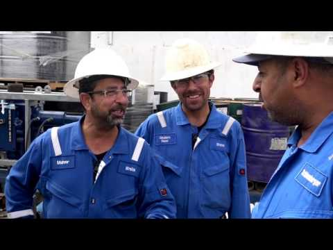 Schlumberger inspection on KUWAIT