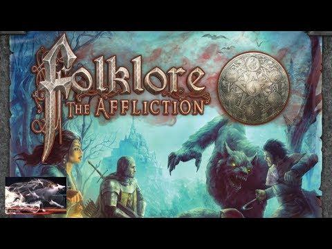 4-Настольная игра Фольклор: Скорбь (Folklore: The Affliction). История 1. Прохождение 3