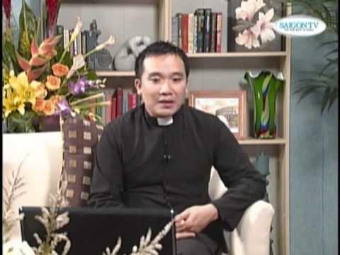 Linh Muc Nguyen Tan Sang Tra Loi Phong Van Dai Sai Gon TV Phan 1