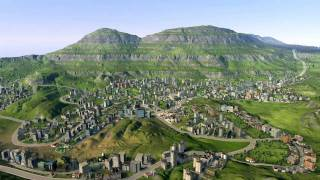 Cities XL 2012 - Gameplay Trailer (Windows PC)