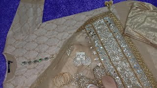 Eid Shopping/Beautiful Trendy Wear Eid Dresses & Accessories
