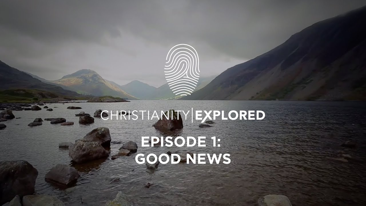 Christianity Explored Films (Available on YouTube until 31st August 2020)