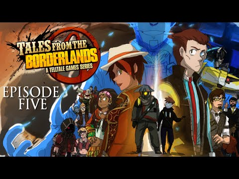 Sick Cry Plays: Tales from the Borderlands [Ep5] [Full]