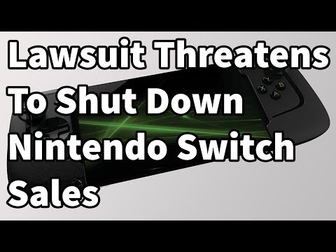Joycon Lawsuit Threatens to Shutdown Nintendo Switch Sales Entirely
