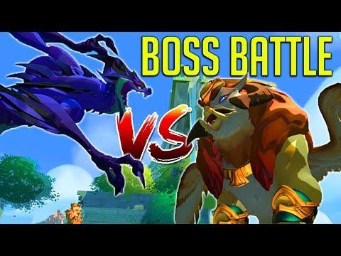 Giant Boss Battles! [Gigantic]