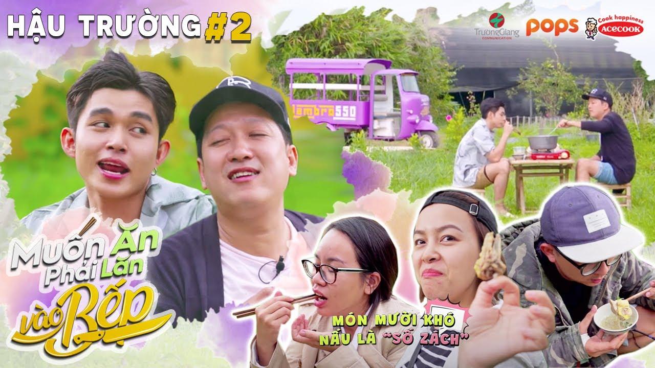 Hậu Trường #2 | Jun Phạm & dàn ekip chìm đắm trong nồi lẩu của Trường Giang | MAPLVB Mùa 3