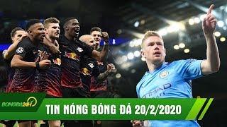 TIN NÓNG BÓNG ĐÁ 20/2   Vắng H.Son, Tottenham phơi áo trên sân nhà   Man City trút giận lên West Ham