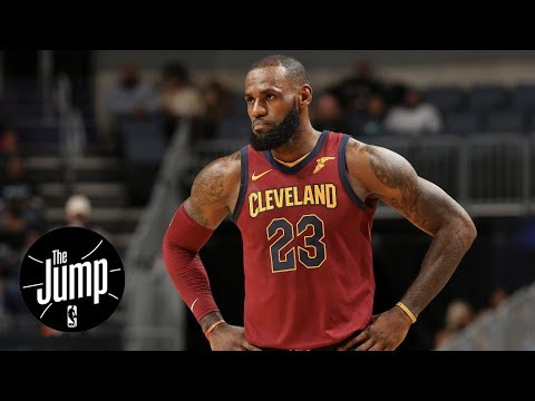 Tracy McGrady: LeBron James is the 'most conditioned' athlete I've ever seen   The Jump   ESPN