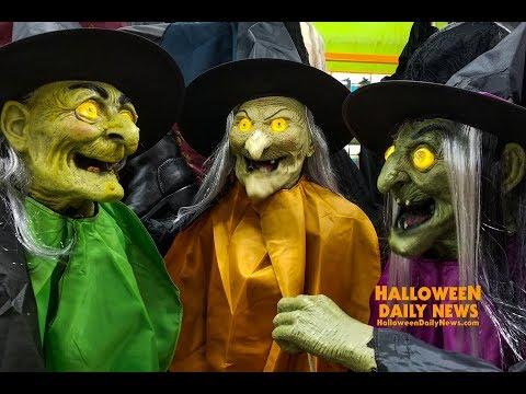 Halloween 2019 Home Depot Store Walkthrough