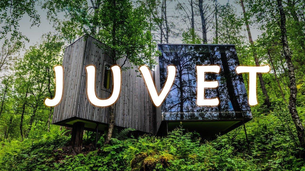 JUVET Landscape Hotel in Valldal Norway - JUVET Landscape Hotel In Valldal Norway - YouTube