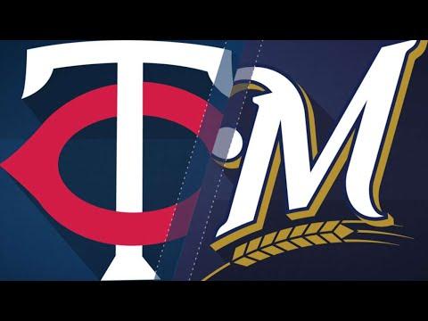 8/9/17: Colon and Dozier shine in Twins' 4-0 win