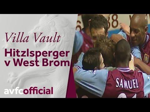 Hitzlsperger's screamer against West Bromwich Albion