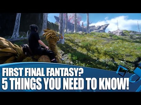 5 Things You Should Know About Final Fantasy XV If This Is Your First Final Fantasy