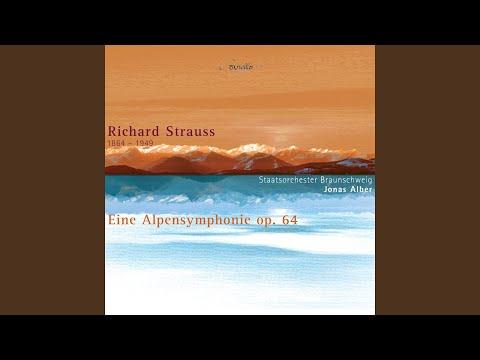 Eine Alpensinfonie, Op. 64: No. 12, Gefahrvolle Augenblicke