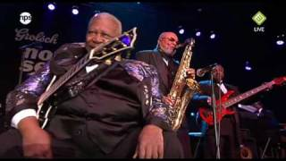 North Sea Jazz 2009 Live - BB King - Let the good times Roll (HD)