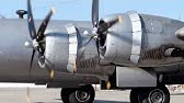 B-29 SuperFortressEngine Start / Maintenance Check Flight