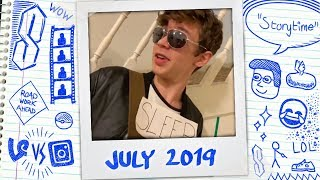 Thomas Sanders TIK TOK Compilation - July 2019!! | Thomas Sanders & Friends