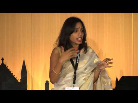 Stop sexual violence in India - talk about sex: Vithika Yadav at TEDxHagueAcademy