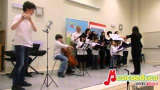 Coro familiar  - La Pavana de Fauré