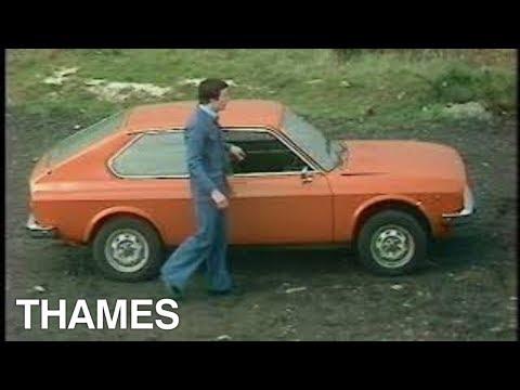 Vintage Car | Fiat 128 Coupé | Drive In | 1976