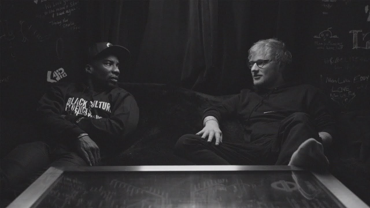 Ed Sheeran - No.6 Collaborations Project (Charlamagne Tha God Interview)