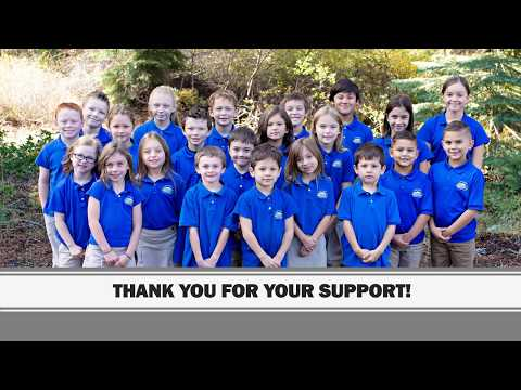 Lake Almanor Christian School- Partner with us!