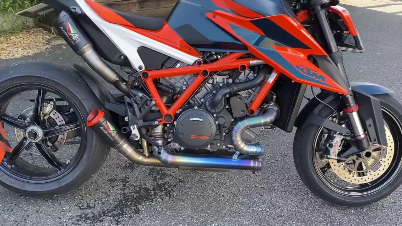 2020 KTM 1290 RS2 FULL SYSTEM - V3 MINI