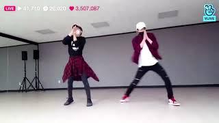 Gambar cover Jeno Jisung - NCT (cover)  Baby Don't Stop