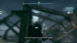 Batman: Arkham Knight| Gameplay/Walkthrough Part 1| Hard Difficulty Playthrough