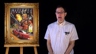 AVGN: Bad Game Cover Art #24 - The Ultimate Stuntman (NES)