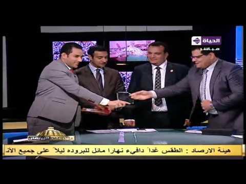 """عين على البرلمان - لحظة تكريم النائب /أحمد علي على تفاعله ودوره الملموس في حملة """"راقب نائب"""""""