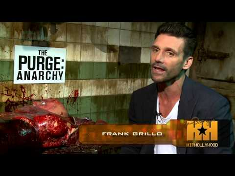 Frank Grillo and Zach Gilford Reveal If They Think They Could Survive