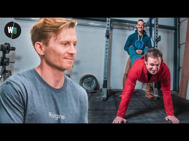 Magnus Midtbø challenges us to *Ultimate Lockdown Challenge*