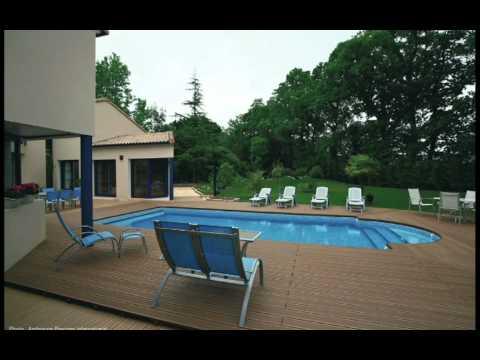 CARON Piscines : Fabricant piscine à Angers - Maine-et-Loire (49)