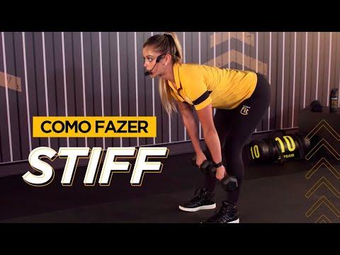 Como fazer o exercício STIFF   Glossário Smart Fit