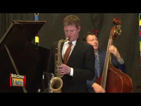 BronxLive KRVC Jazz at Amalgamated Eric Alexander Quartet