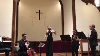 'Il tenero momento' from Mozart's Lucio Silla by soprano Greta Feeney