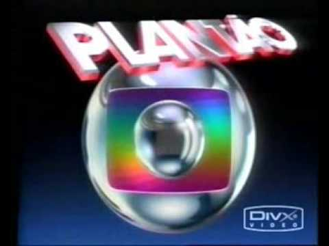 Vinheta Do Plantão Da Globo 1994 2000 Youtube