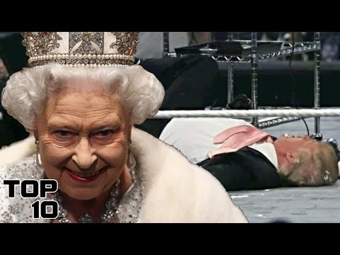 Top 10 Laws Queen Elizabeth DOES NOT Have To Follow