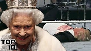 Top 10 Laws Queen Elizabeth DOES NOT Have To Follow thumbnail