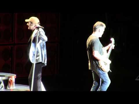 Van Halen Hot For Teacher 9415 DTE Energy Music Theatre