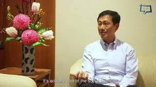 Conversations with Mr Ong Ye Kung, Minister for Education