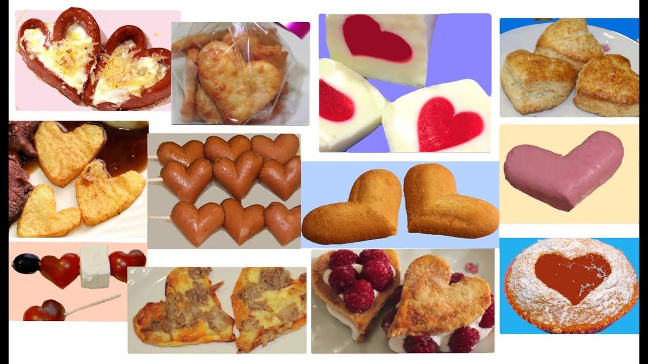 5 Trucos para hacer corazones comestibles de IDEAS FACILES - YouTube