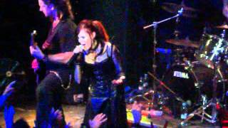 Sirenia - Led Astray. Live in Moscow 29.03.12