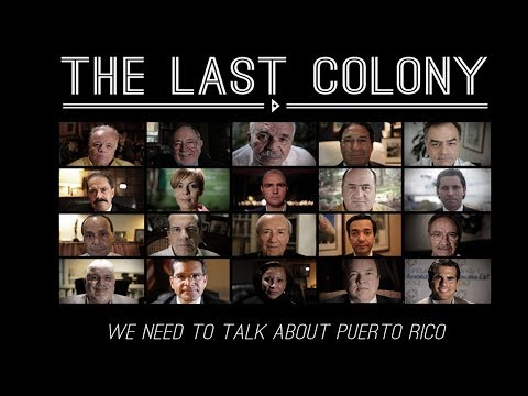The Last Colony - FULL FILM  - EMMY Winner Juan Agustin Marquez