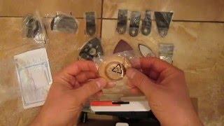 видео Реноватор 450 (37 насадок)