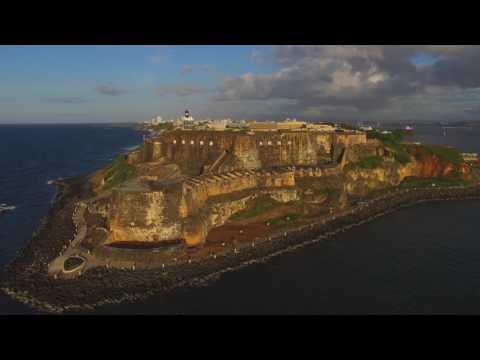 Castillo San Felipe Del Morro. San Juan, Puerto RIco