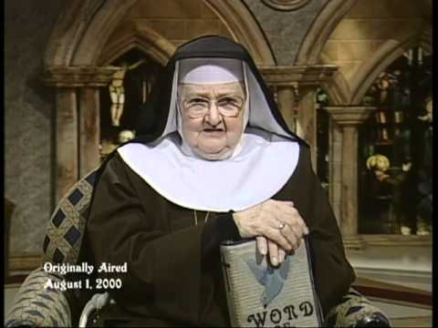 Mother Angelica Live Classics - 10-18-2011 - The First Beatitude and Hell - Mother Angelica