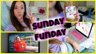 SUNDAY FUNDAY!!! Vlogmas Day 7!! Thumbnail